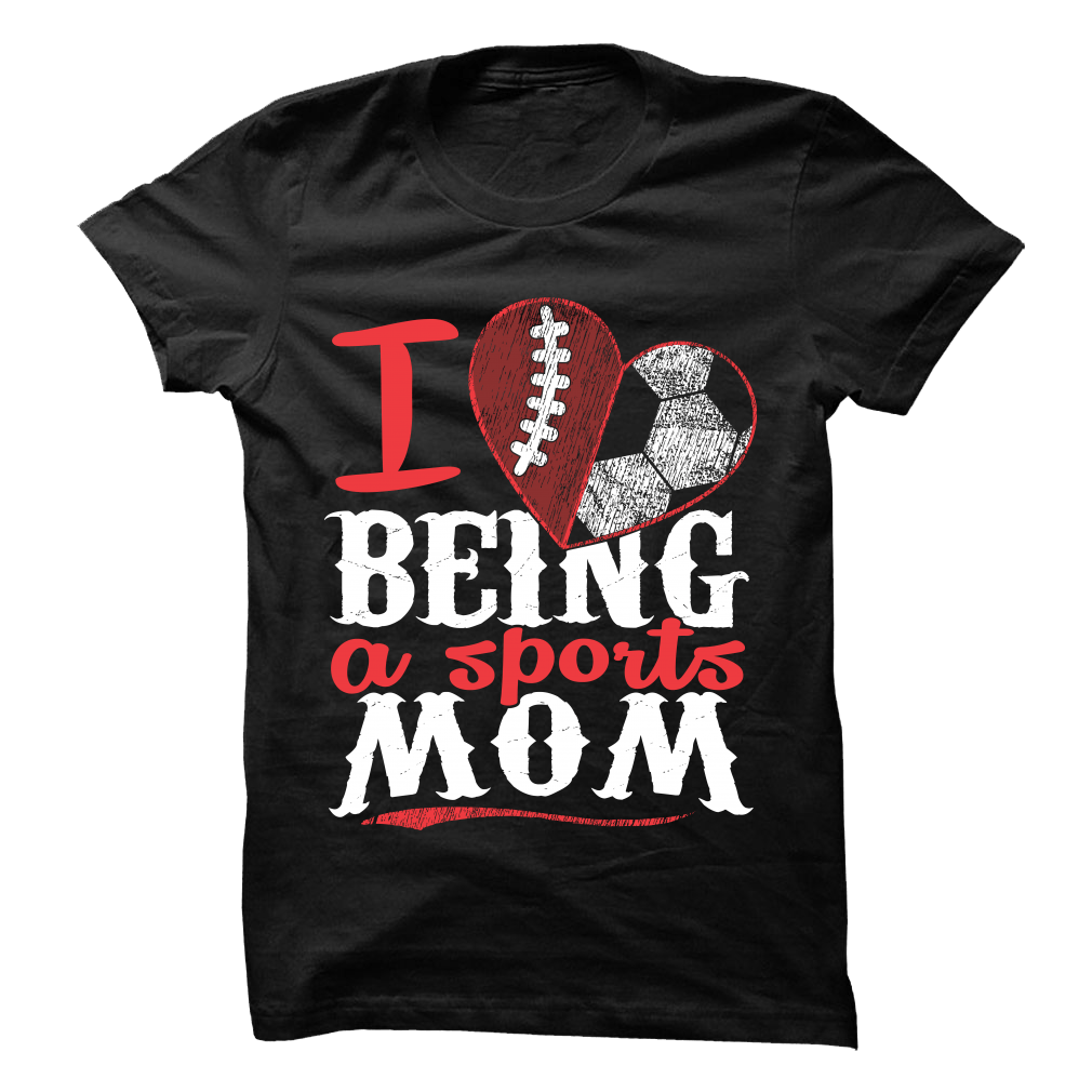 Sports Mom - Football and Soccer