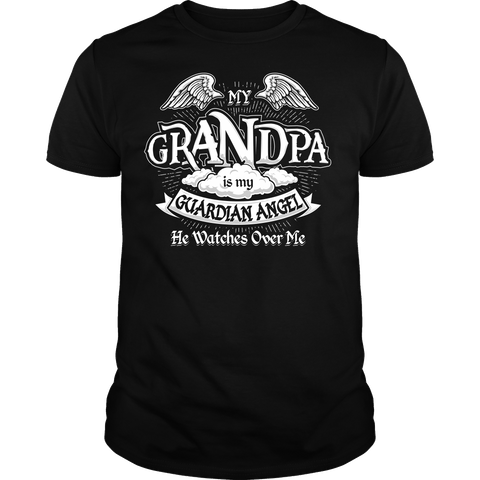 Guardian Angel - Grandpa