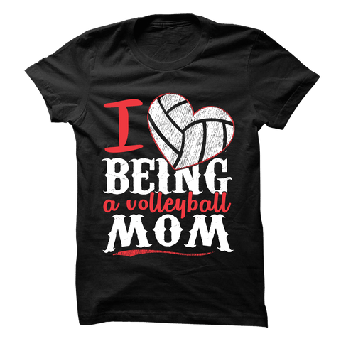 Sports Mom - Volleyball