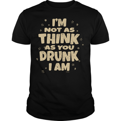 Beer Think as You Drunk