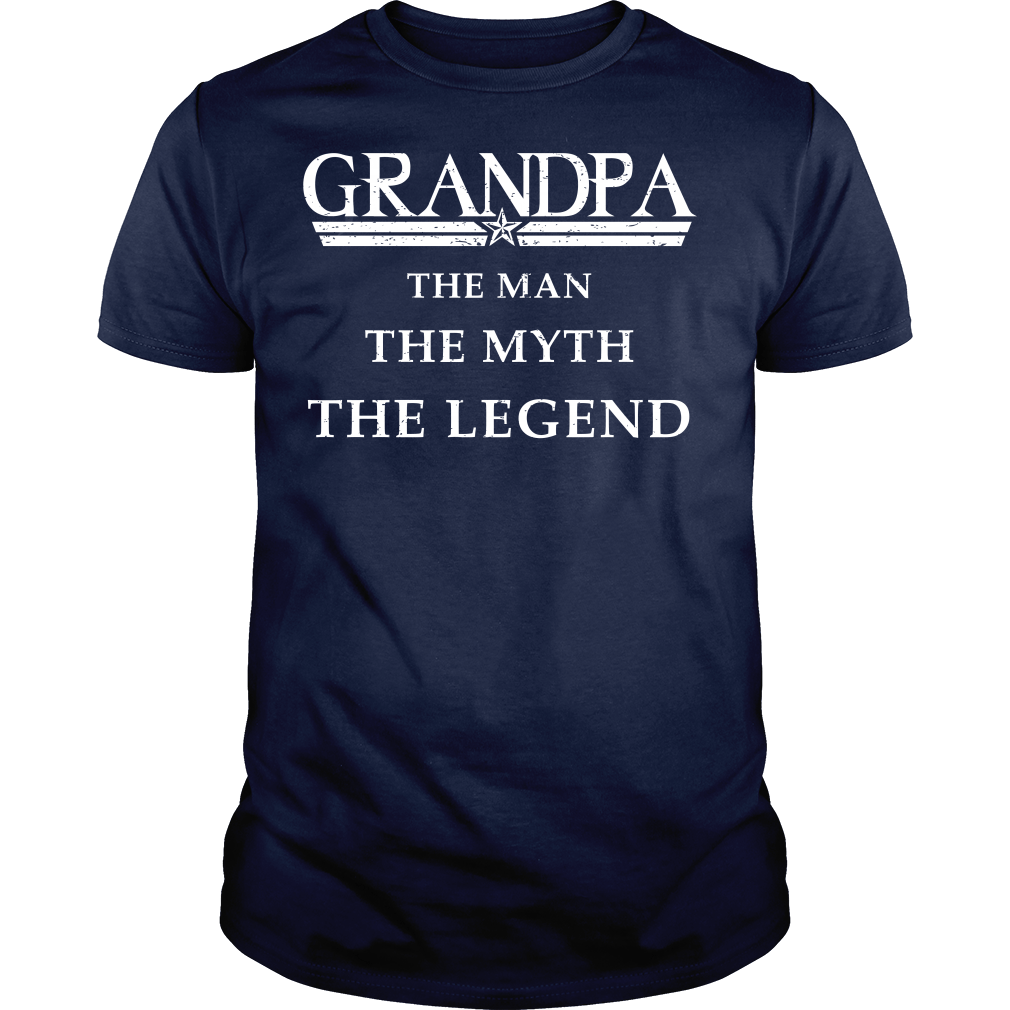 Man Myth Legend -  Grandpa