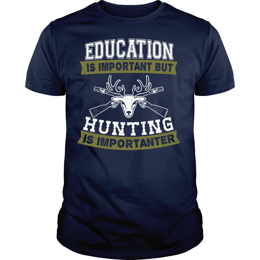 Hunting and Education
