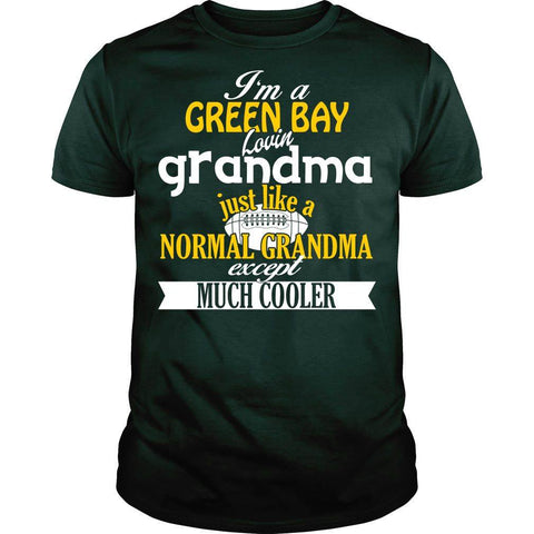 Much Cooler Grandma - Green Bay