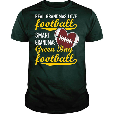 I Love Green Bay Football Metal Bracelet with Interchangeable Snap Charms