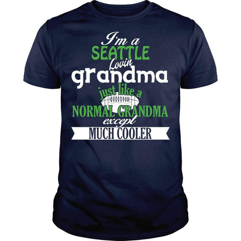 Much Cooler Grandma - Seattle