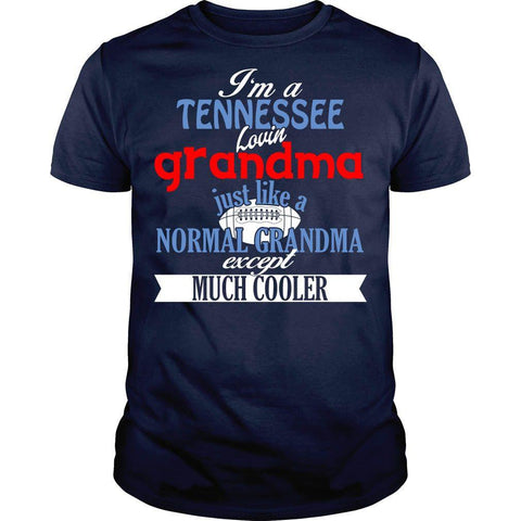 Much Cooler Grandma - Tennessee