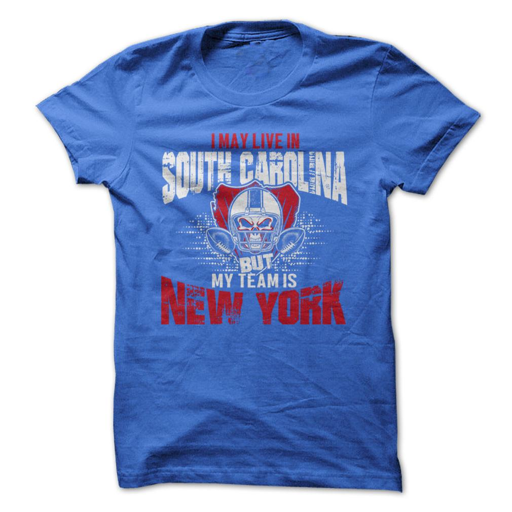 State Loyal - New York & South Carolina