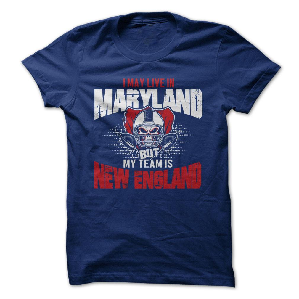 State Loyal - New England & Maryland