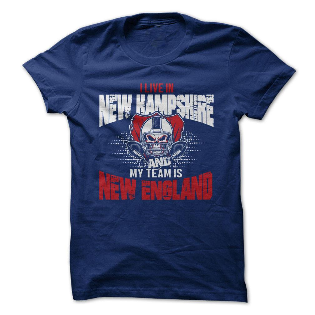 State Loyal - New England & New Hampshire