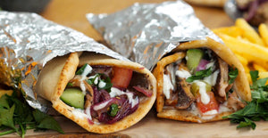 Making Authentic Greek Gyros at Home