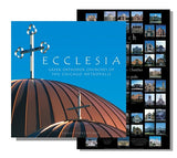 ECCLESIA, Greek Orthodox Churches of the Chicago Metropolis Hardcover Book by Kantyli Founder