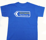 Greek Road Sign T-Shirt