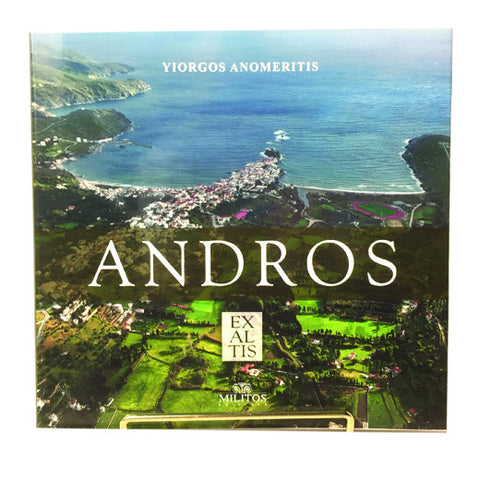 Import Andros Book Cover