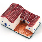 Ceramic Greek Houses