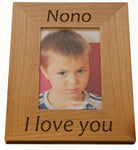 Nona and Nono greek picture frames