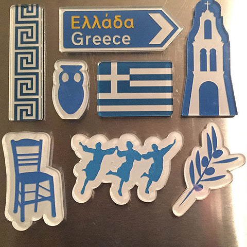 Greek Magnets