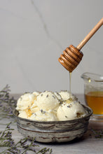 Honey Lavender Goat Milk Gelato