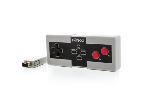 Miniboss AAA for NES Classic Edition - right front angle