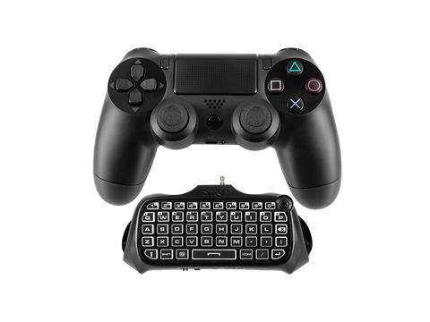 Type Pad for PS4 - uninstalled