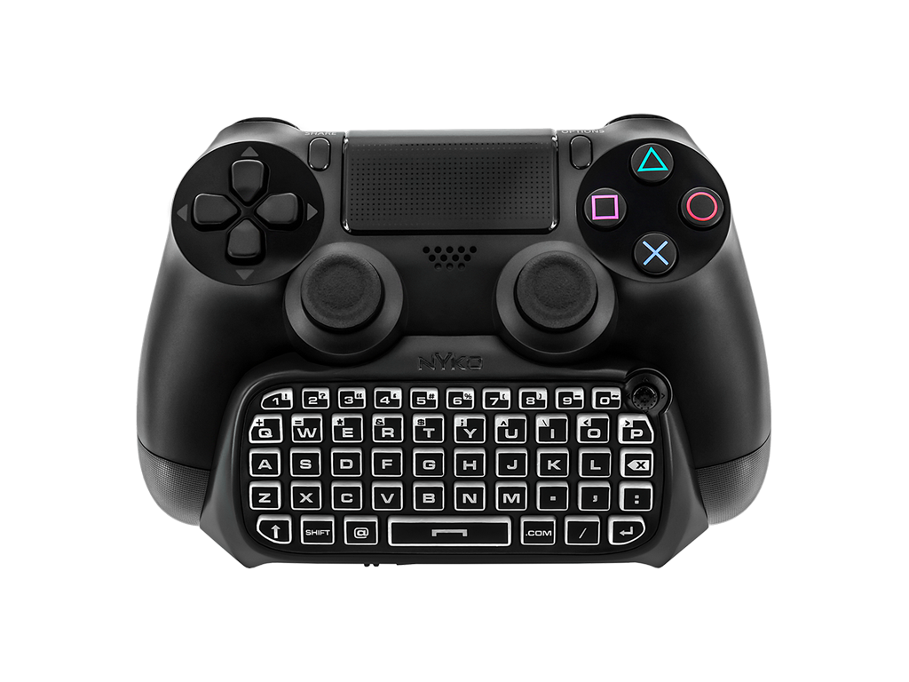 Type Pad for PS4 - installed