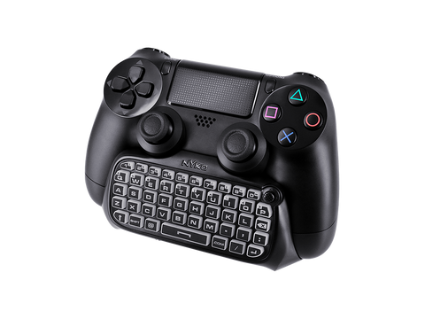 Type Pad for PS4 - front right angle