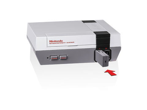 Miniboss AAA for NES Classic Edition - wireless key
