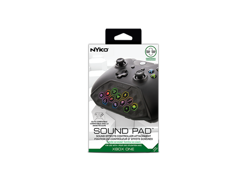 Sound Pad for use with Xbox One