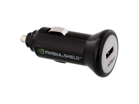 Power Kit for Nvidia Shield - car adapter left side