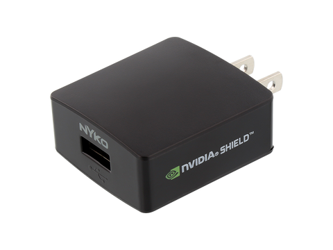 Power Kit for Nvidia Shield - AC adapter right side