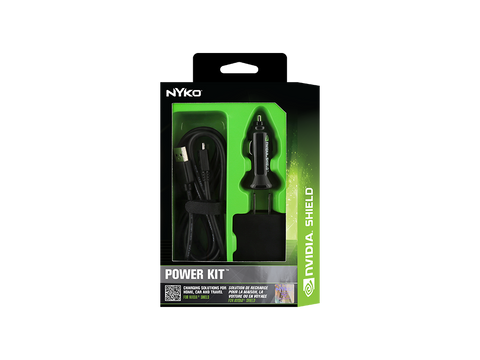 Power Kit for Nvidia Shield - box front