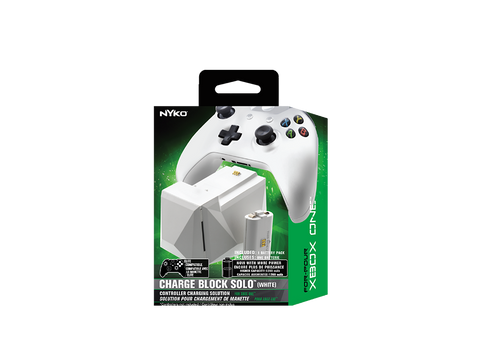 Charge Block Solo for Xbox One - box front
