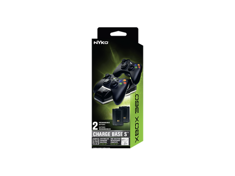 Charge Base S for Xbox 360 - box front