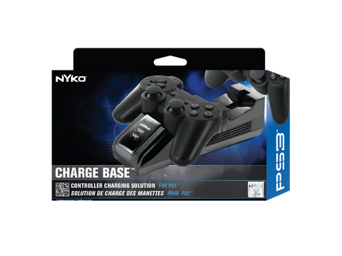 Charge Base for PS3 - box front