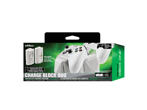 Charge Block Duo for Xbox One - box front