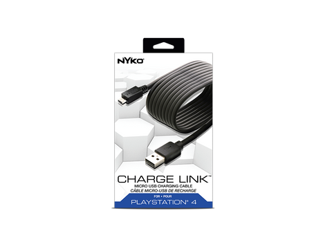 Charge Link for PlayStation®4