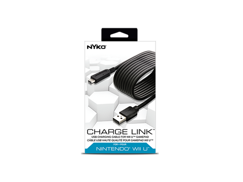 Charge Link for Nintendo® Wii U™