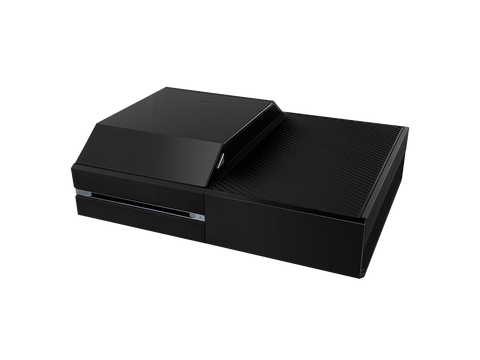 Data Bank for Xbox One - right front angle