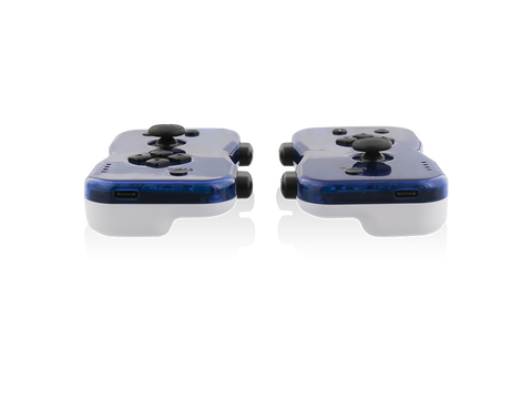 Dualies (Blue/White) for Nintendo Switch™