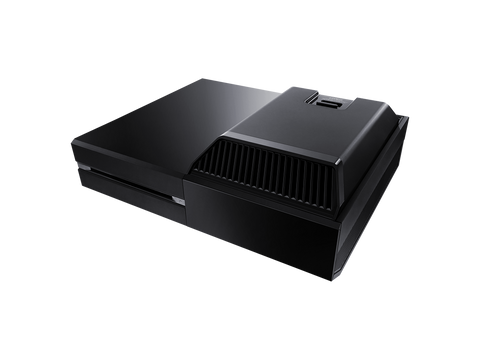 Intercooler for Xbox One - right front angle