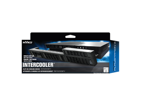 Intercooler for PS4 - box front