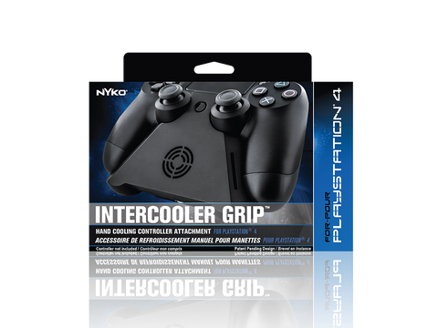 Intercooler Grip for PlayStation®4