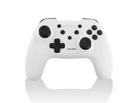 Mini Wireless Core Controller (White) for Nintendo Switch™