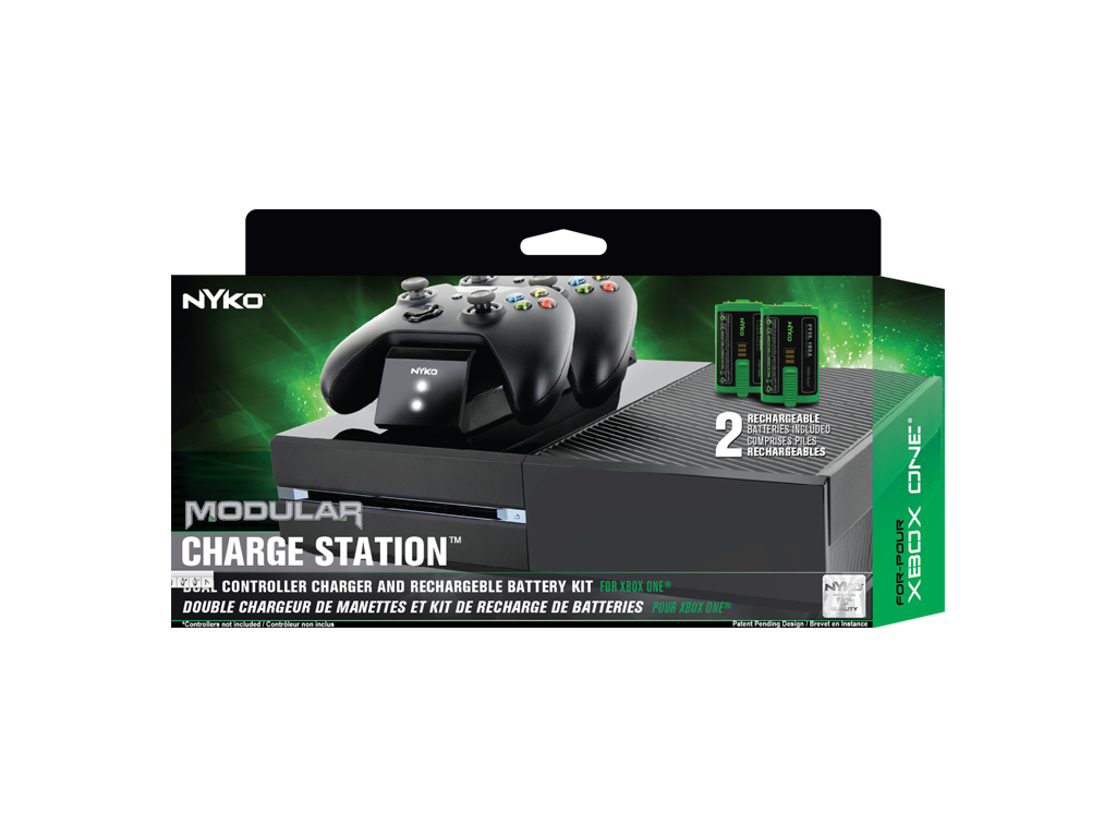 Modular Charge Station™ for use with Xbox One – Nyko Technologies