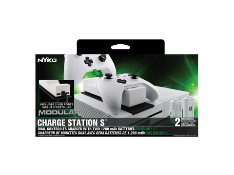 Modular Charge Station S™ for use with Xbox One S