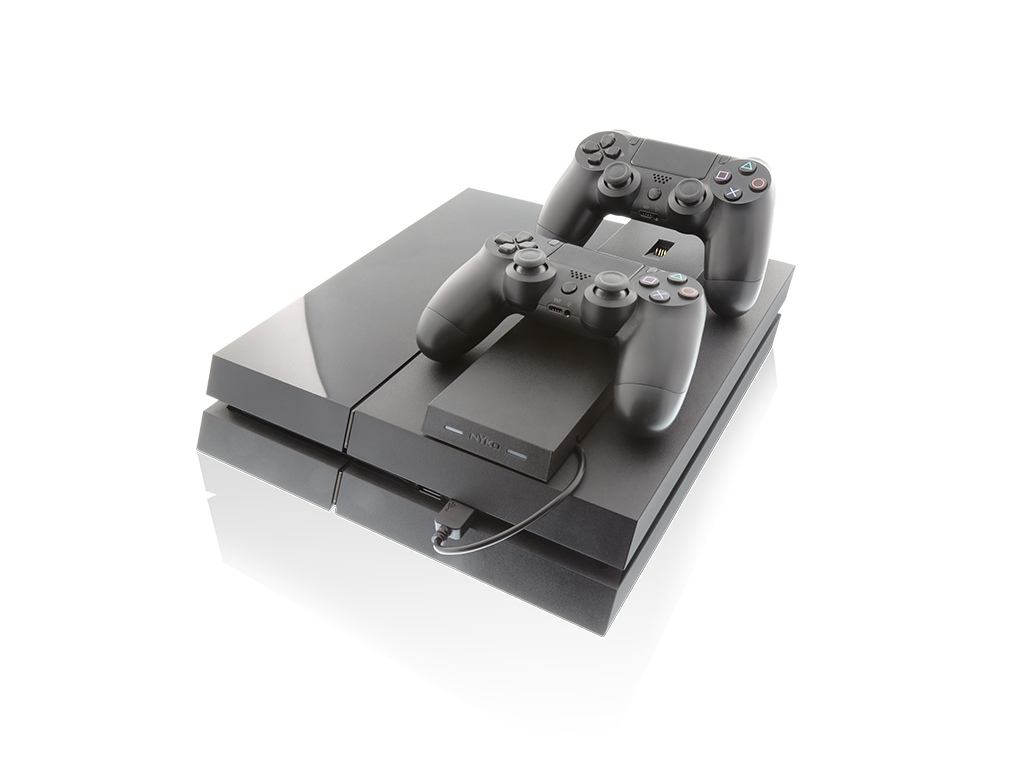 Modular Charge Station for PlayStation®4