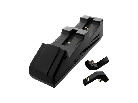 Charge Base for PS3 - base & 2 adapters