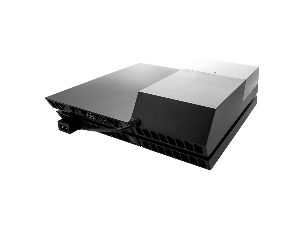 Data Bank For Playstation4 Nyko Technologies Sony Playstation 4 Slim 500gb Cuh 2006a Ps4 Right Front Angle