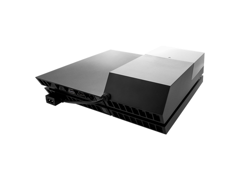 Data Bank for PS4 - right front angle