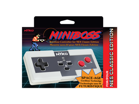 Miniboss for NES Classic Edition - box front