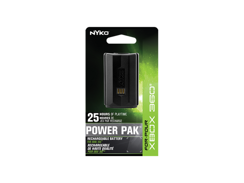 Power Pak 360 for Xbox 360 - box front